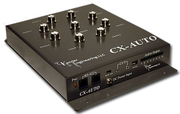 CX-AUTO coaxial switch